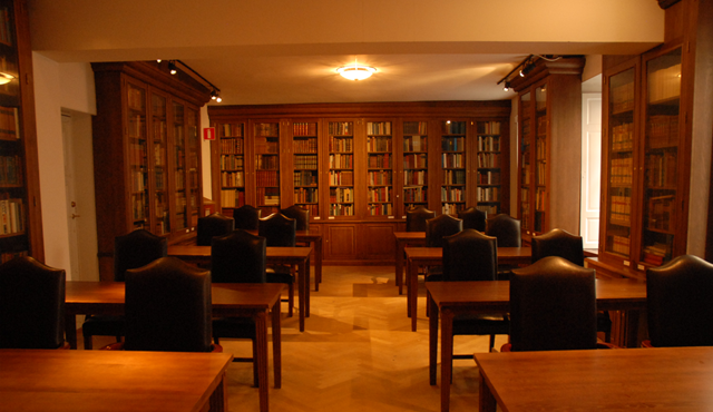 Stockholm's Nation's Library