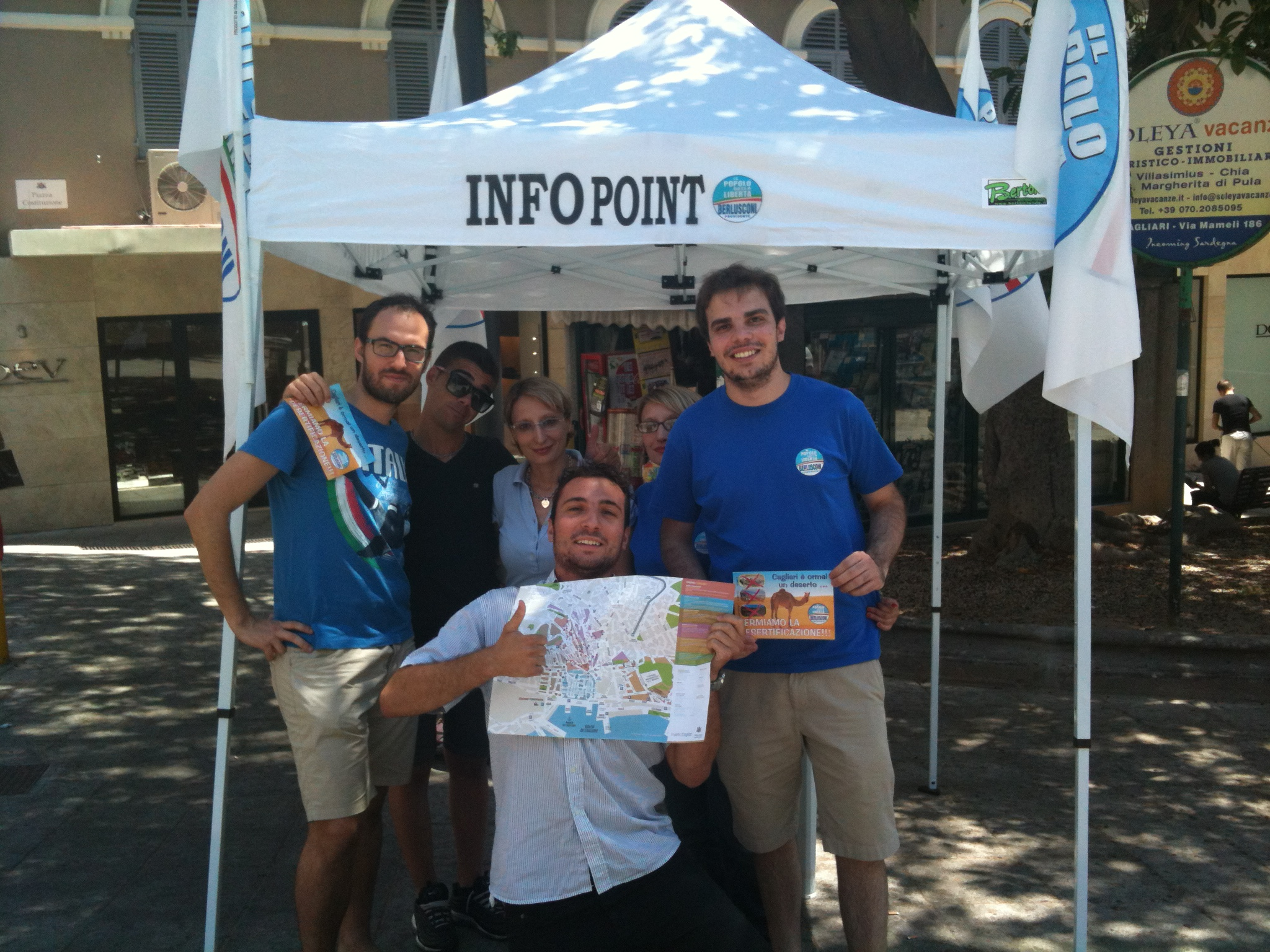 Infopoind PDL in Cagliari